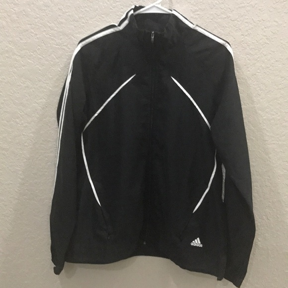 Adidas Sweaters Womens Zip Up Sweater Poshmark